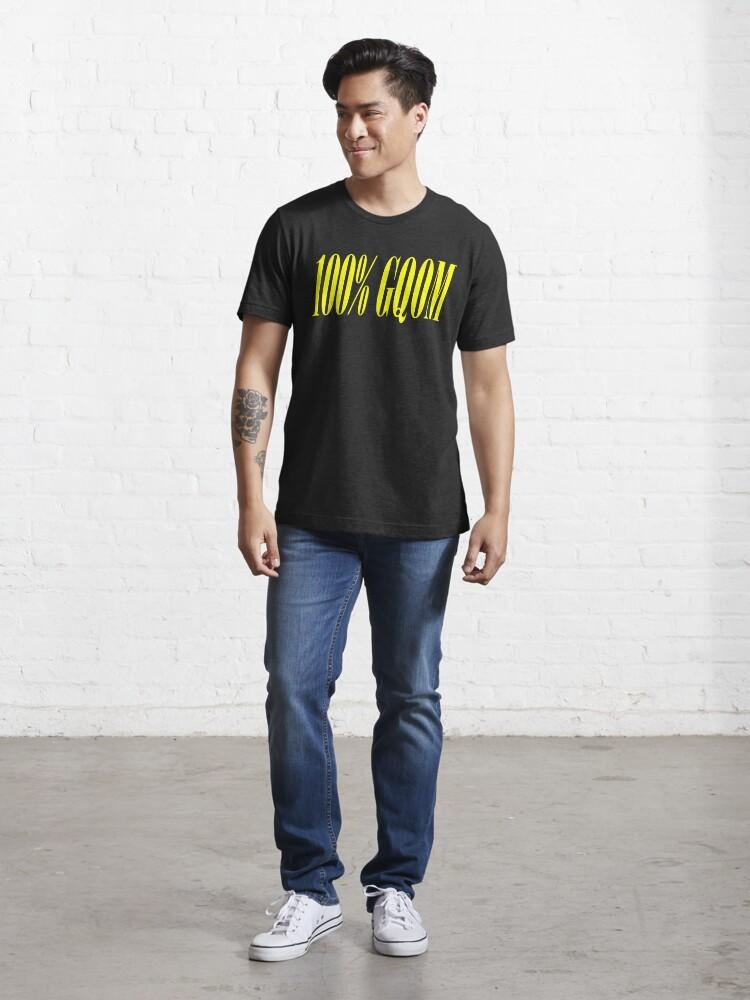 Alternate view of 100% GQOM Essential T-Shirt