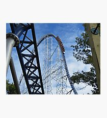 Cedar Point  Photographic Print