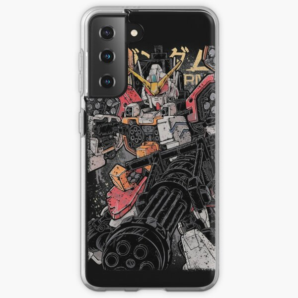 GUNDAM HEAVYARMS Samsung Galaxy Soft Case