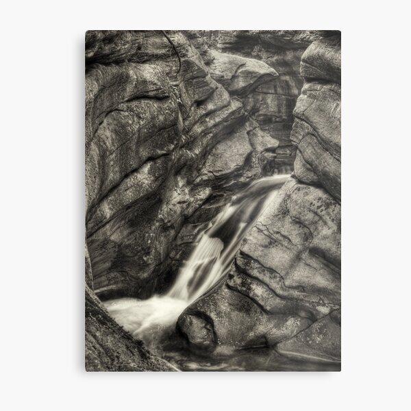 The Water Chute June 2011 Metal Print