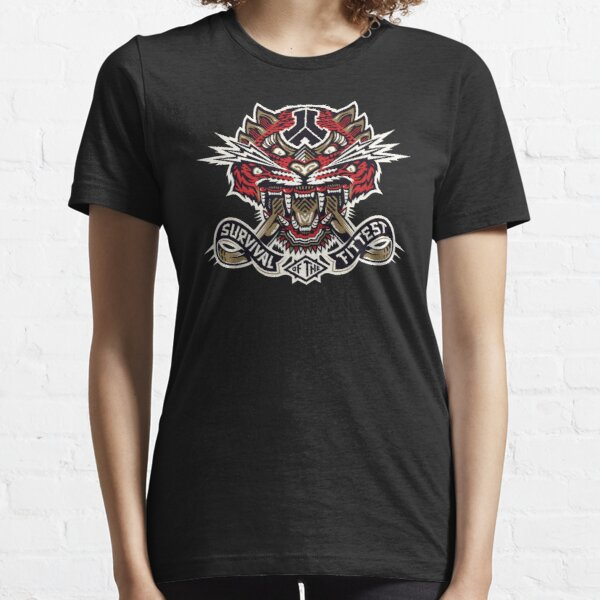 Defqon - Survival of the Fittest Essential T-Shirt