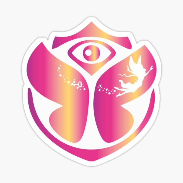 Tomorrowland - Dream Sticker