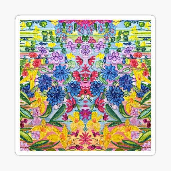 Playful Paradise-remix 1 Sticker