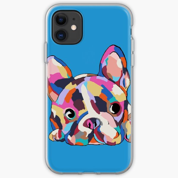Frenchie Yoga iPhone 11 case