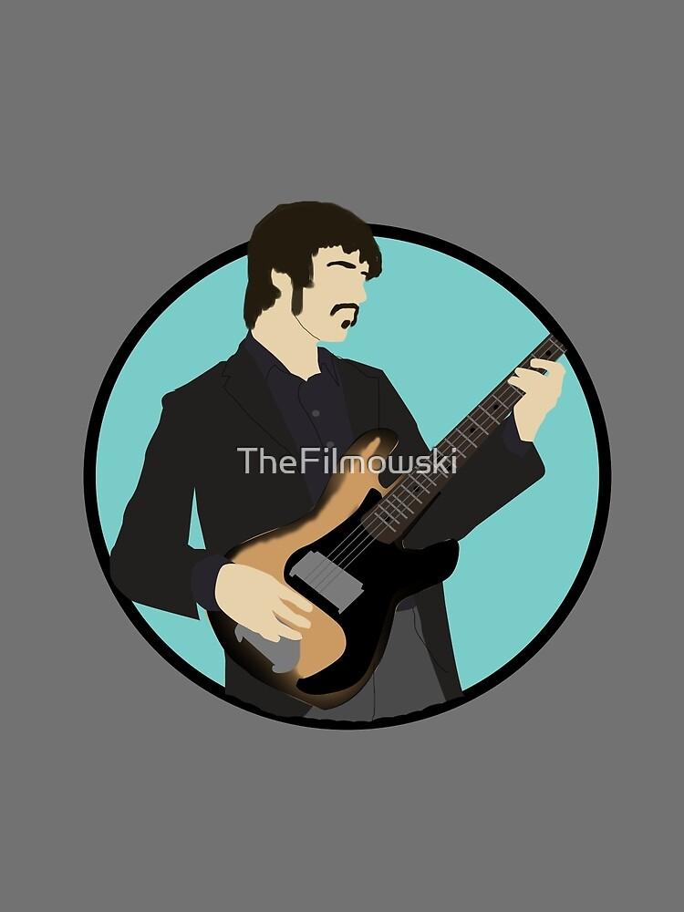 The Band: Rick Danko by TheFilmowski