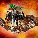 Ukulele Madness by Bill Atherton