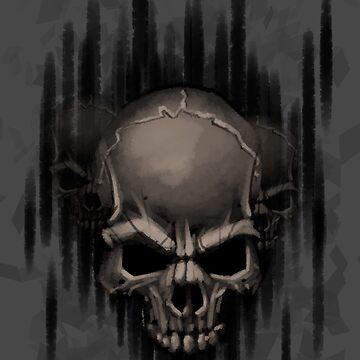 Skull 9 by pratt-face