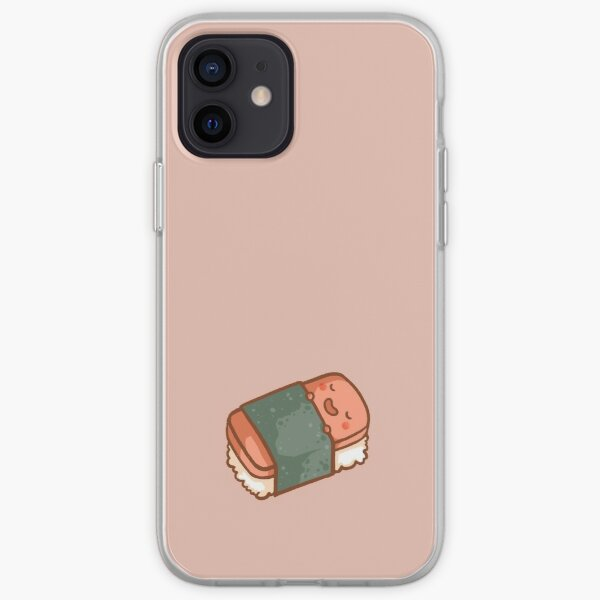 Cozy Musubi iPhone Soft Case