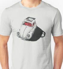 VW shadow w/ RED interior T-Shirt