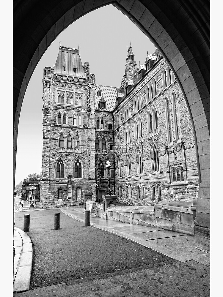 Parliament Hill - Centre Block by taos