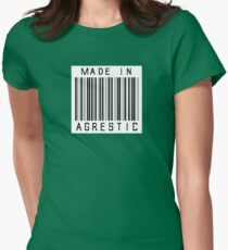 Made in Agrestic Women's Fitted T-Shirt