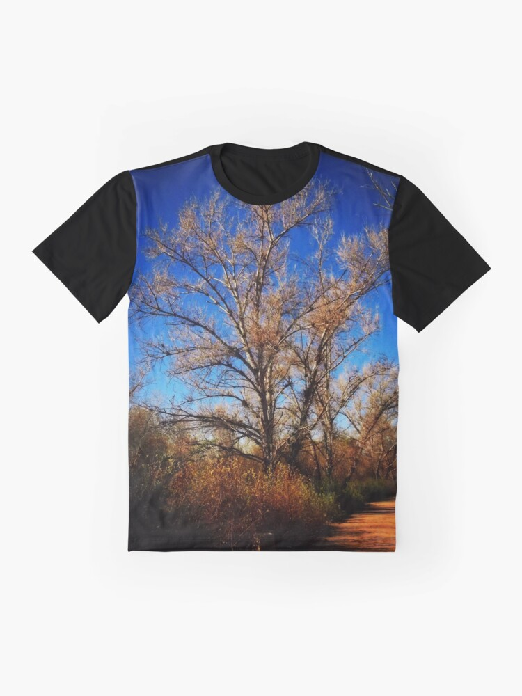 Alternate view of Along the path Graphic T-Shirt