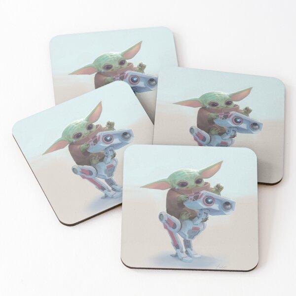 bby Coasters (Set of 4)