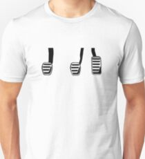 Manual Transmission Pedals T-Shirt