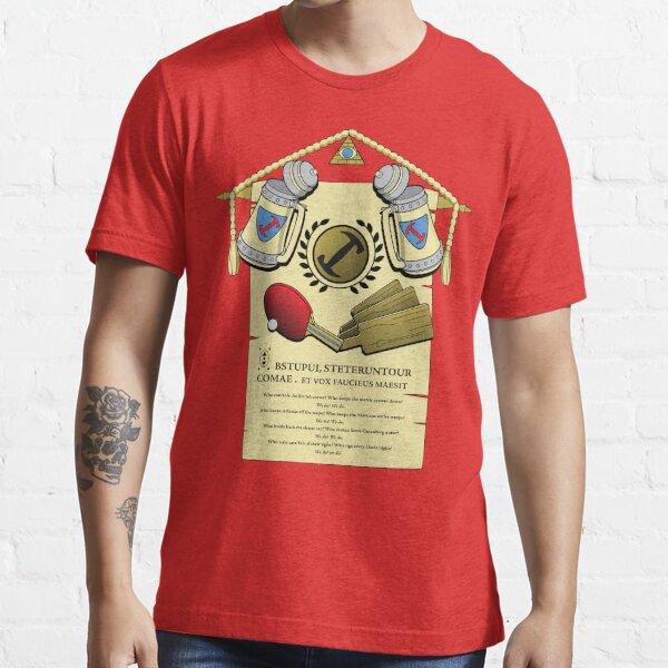 We do, We do!  Essential T-Shirt