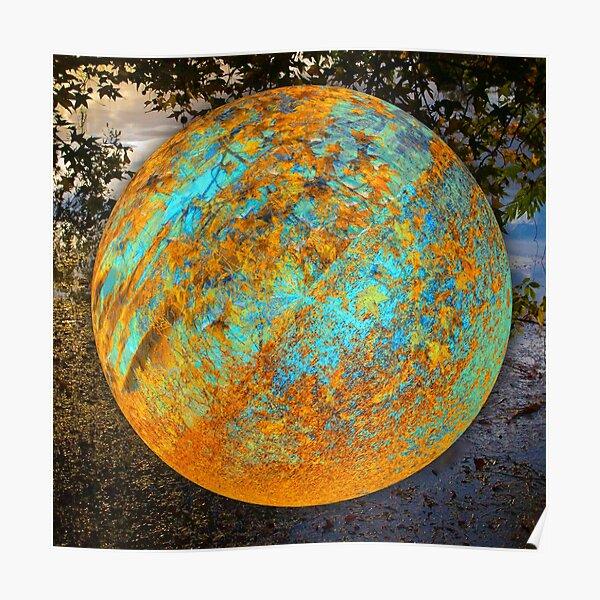 Rusty World Poster