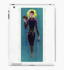 Seeker iPad Case/Skin
