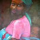 Colourful Cape Town Motherhood by irenee