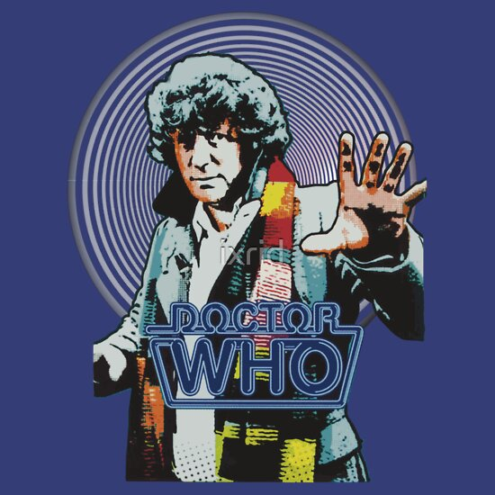 TShirtGifter presents: Doctor Who Spiral