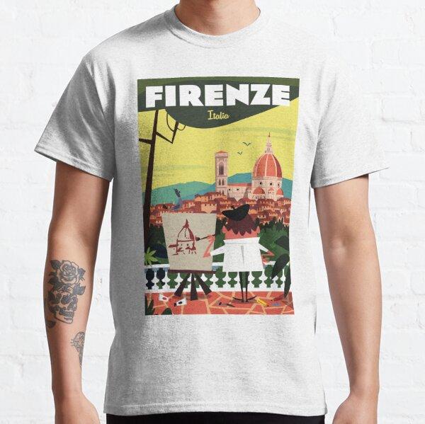 Firenze poster Classic T-Shirt