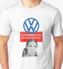 SO WRONG  T-Shirt