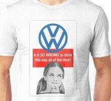 SO WRONG  Unisex T-Shirt