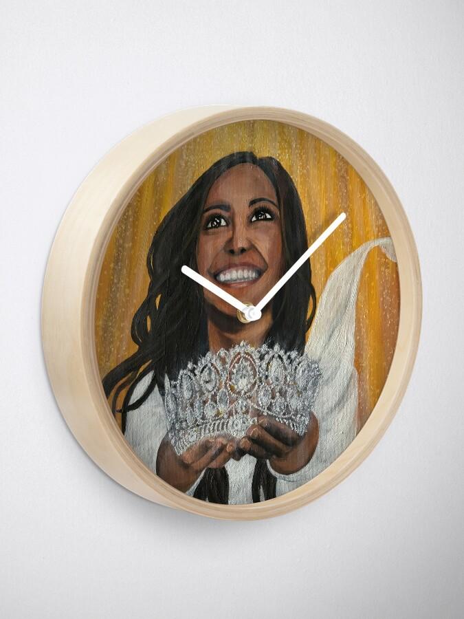 Alternate view of The Crown of Reward - Clock Clock