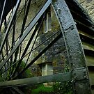The water wheel by Karen Stackpole