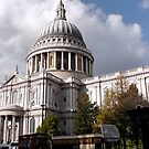 St Pauls , London by paul boast