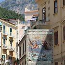 Streets of Amalifi by Samantha Higgs