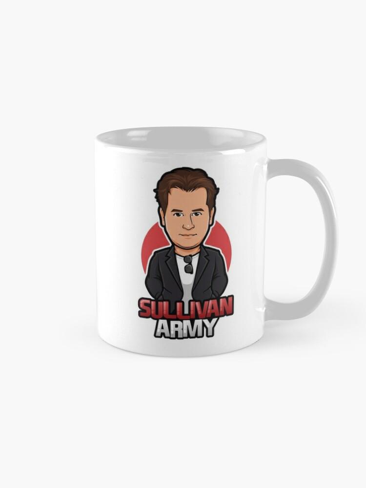 Alternate view of Sullivan Army Mug
