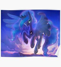 princess luna posters redbubble