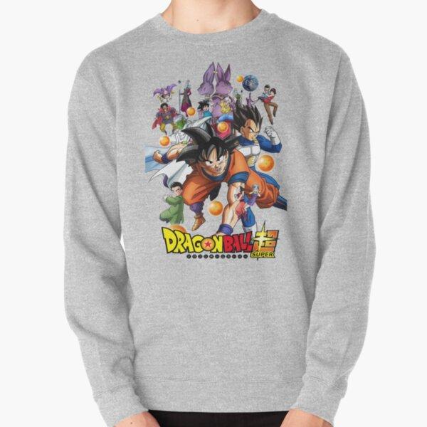 Dragon Ball Z Pullover Sweatshirt
