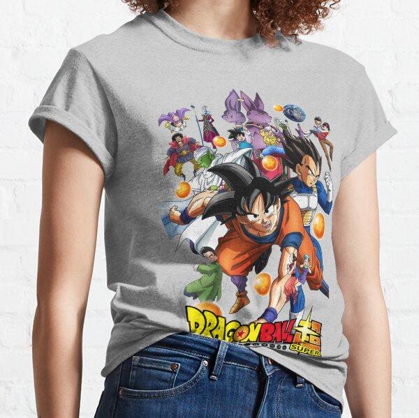 Dragon Ball Z T-shirt classique