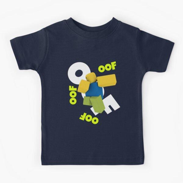 Roblox OOF Dancing Dabbing Noob Regalos para jugadores Camiseta para niños