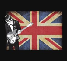 Paul Weller (Union Jack)