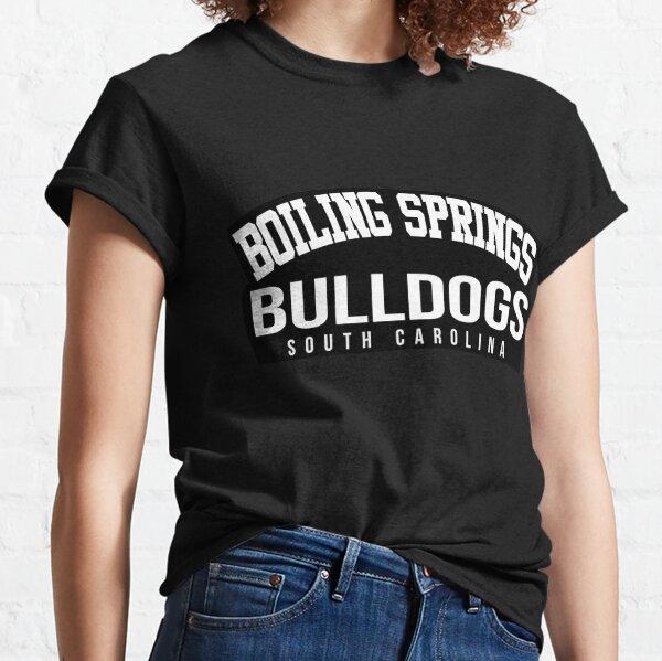 Boiling Springs High School Bulldogs Classic T-Shirt