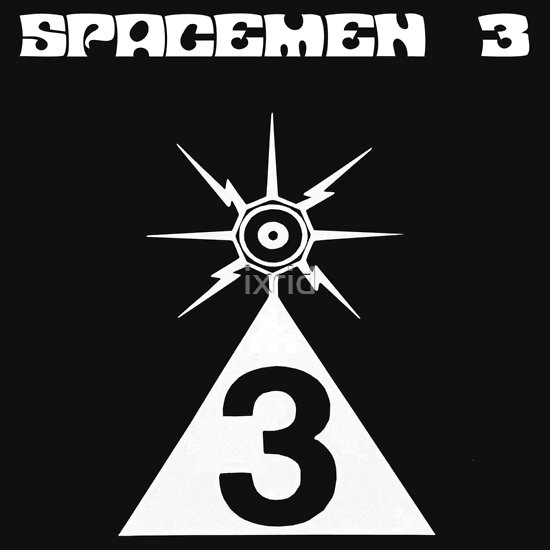 TShirtGifter presents: Spacemen 3 (Logo)