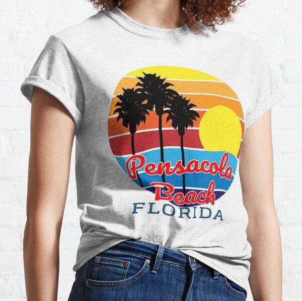 Pensacola Beach Florida  Classic T-Shirt