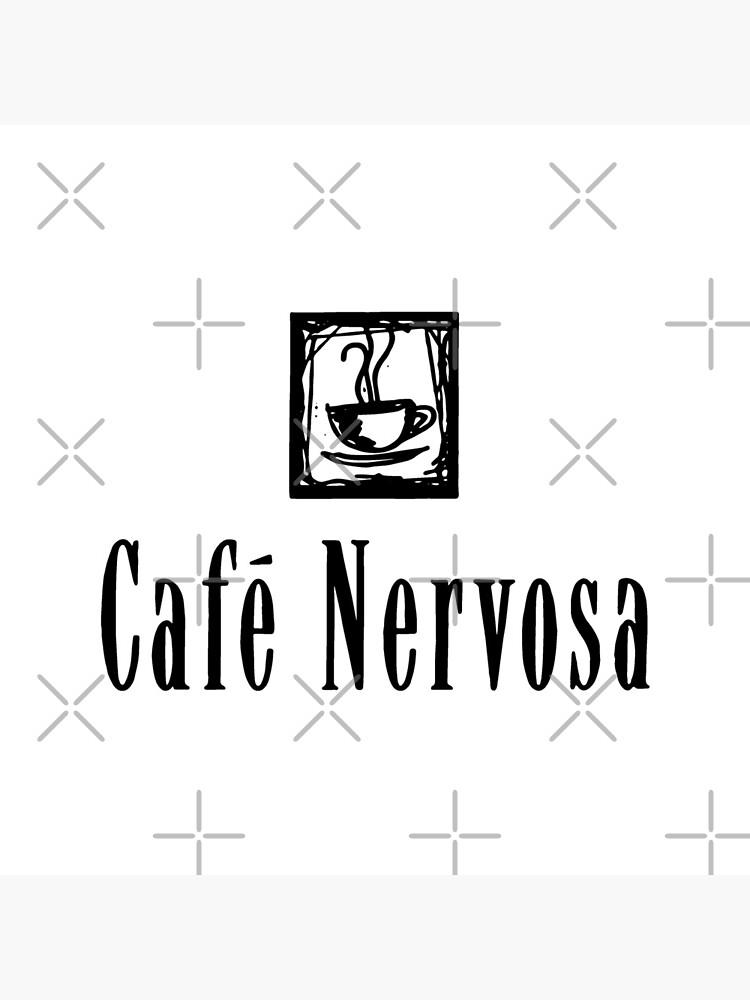 Cafe Nervosa – Frasier, Seattle by fandemonium