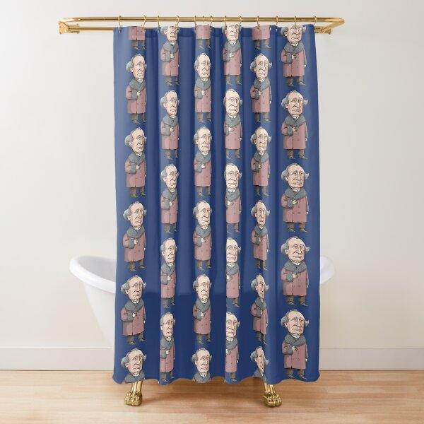 John A. Macdonald Shower Curtain