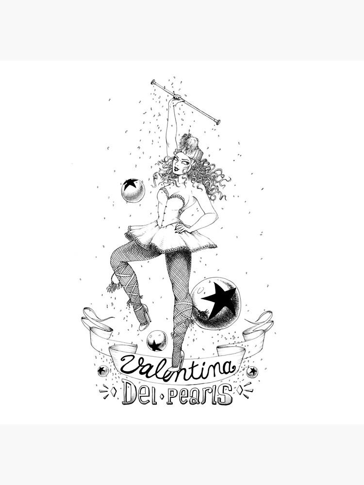 «Valentina del Pearls» par cabaretb