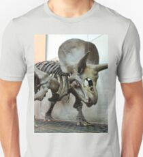 Staggering Triceratops Unisex T-Shirt