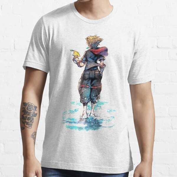 Sora Kingdom Hearts 3 Essential T-Shirt