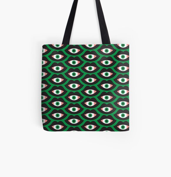 Watch your mouth All Over Print Tote Bag