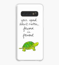 Forward is Forward Turtle Case/Skin for Samsung Galaxy