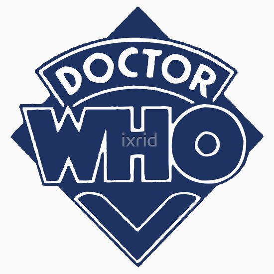 TShirtGifter presents: Doctor Who Fourth Logo