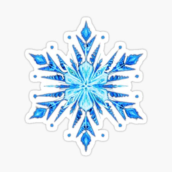 Frozen sticker  Sticker
