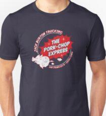 Jack Burton Trucking Pork Chop Express Slim Fit T-Shirt