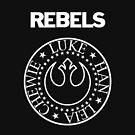I Wanna Be a Rebel by castlepop